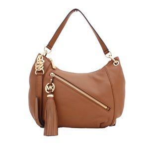 Michael Kors Charm Tassel Medium Shoulder Bag